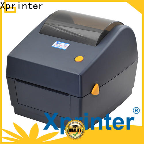 Xprinter monochromatic barcode label maker machine directly sale for tax