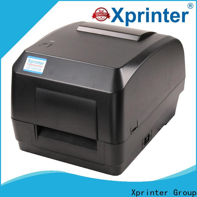 Xprinter wifi thermal label printer design for store