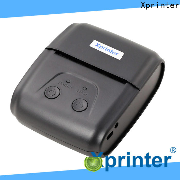 Xprinter large capacity handheld printer inquire now for shop