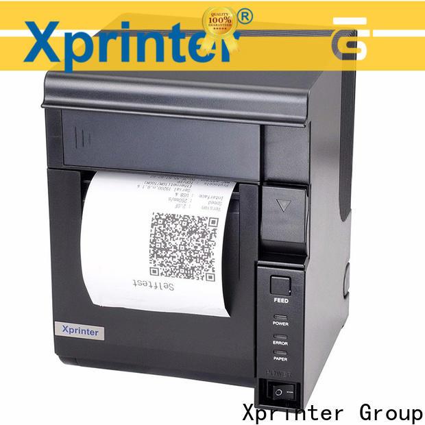 Xprinter mobile receipt printer design for store