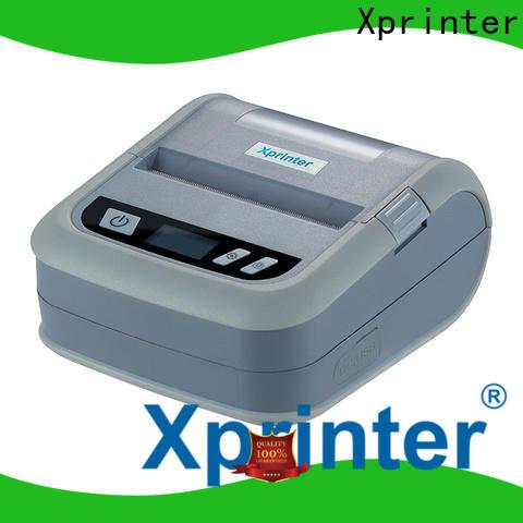 Xprinter dual mode best portable label printer manufacturer for shop