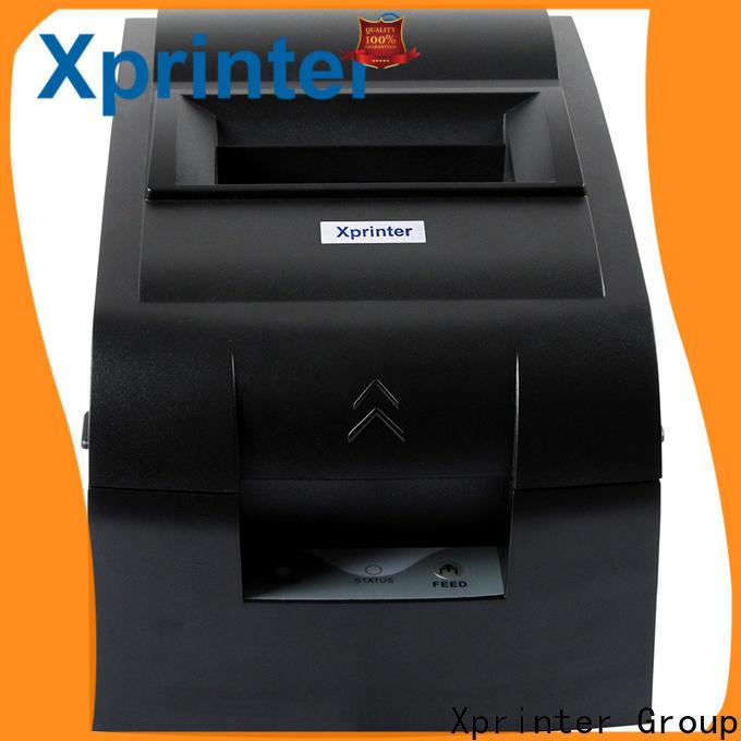 Xprinter stable mobile dot matrix printer customized for post