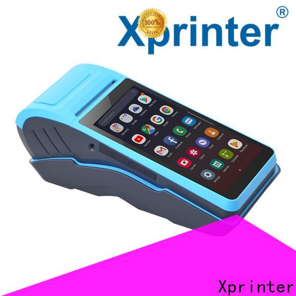 Xprinter practical handheld bluetooth printer design for shop