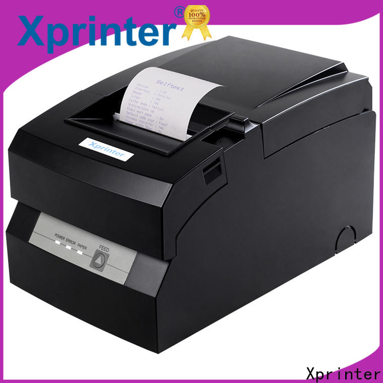 Xprinter sturdy dot matrix label printer manufacturer for medical care