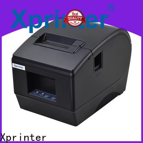 Xprinter monochromatic label printer wireless supplier for shop