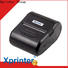 Wifi connection mobile thermal printer customized for shop