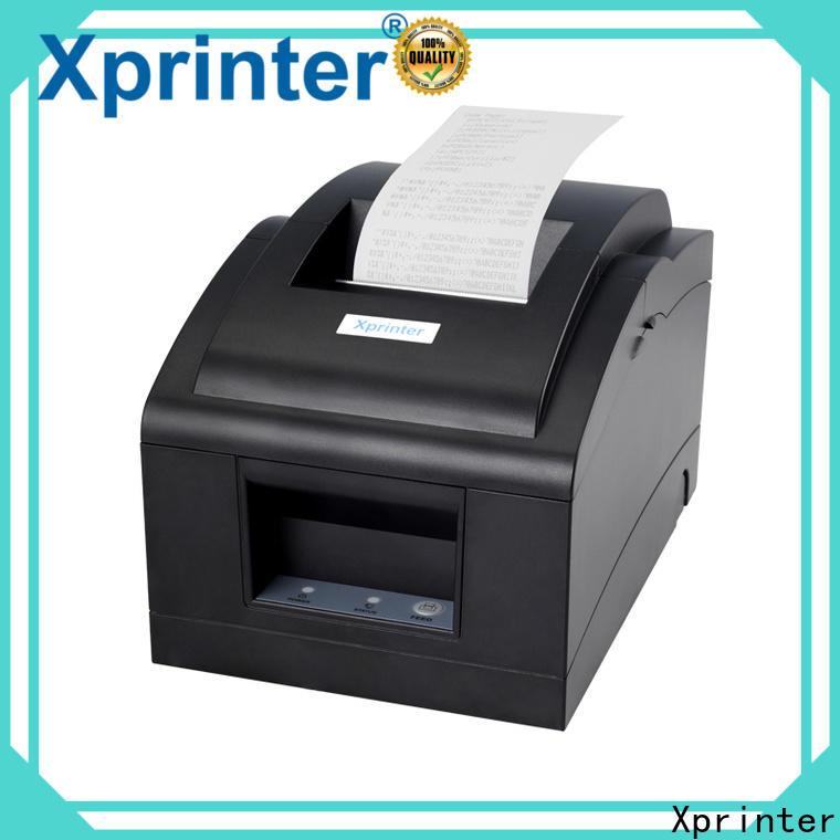 Xprinter sturdy dot matrix printer for bill printing manufacturer for supermarket