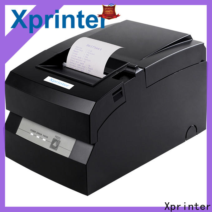 Xprinter point of sale thermal printer personalized for business