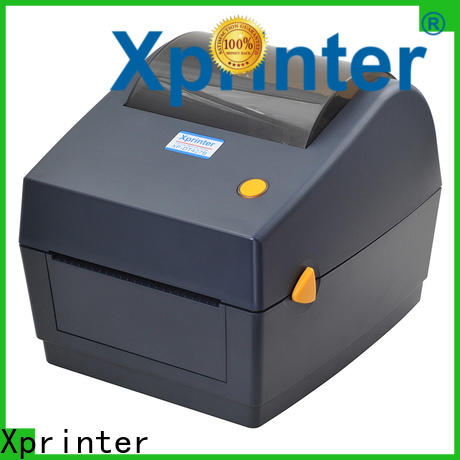 Xprinter barcode label maker machine directly sale for store