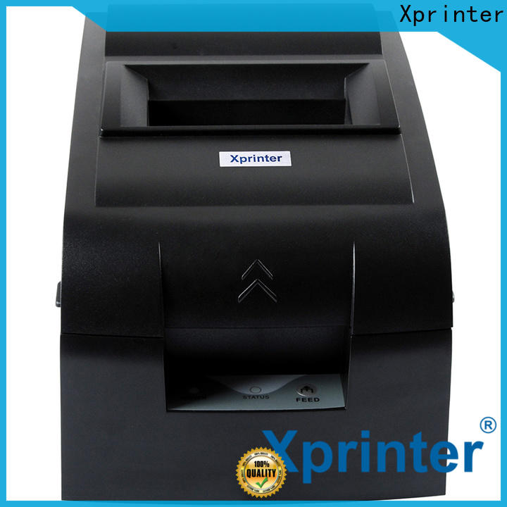 Xprinter commonly used dot matrix printer best buy from China for supermarket