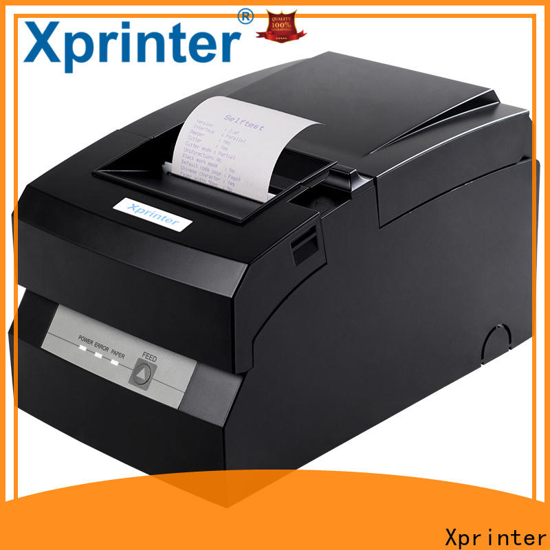 Xprinter mobile dot matrix printer series for storage