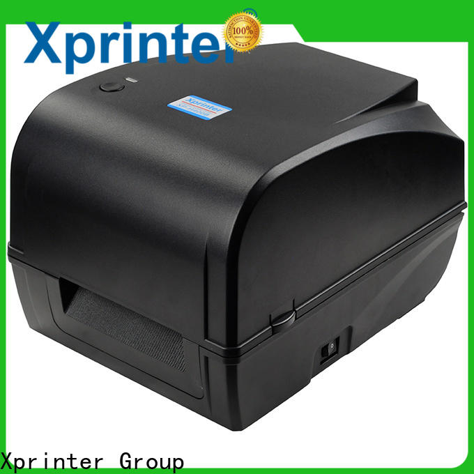 Xprinter Wifi connection thermal barcode label printer design for catering