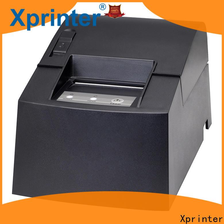 Xprinter monochromatic xprinter xp 58 driver factory price for shop