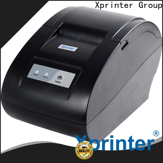Xprinter easy to use receipt printer best buy wholesale for shop